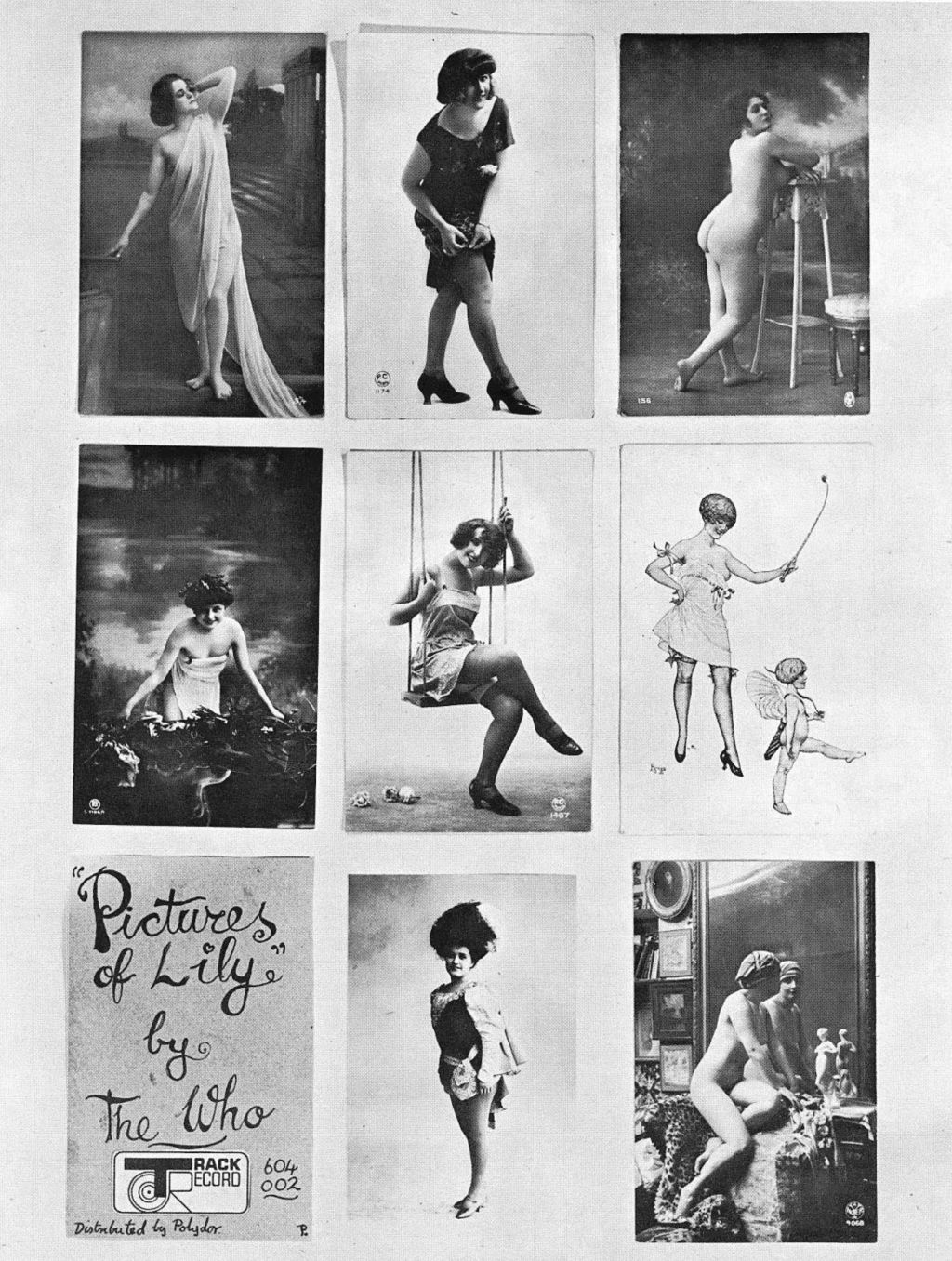 """Ad for """"Pictures of Lily"""" by The Who from the April 22, 1967 issue of New Musical Express magazine"""