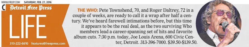 2016 02 27 Detroit_Free_Press_Sat__Feb_27__2016_