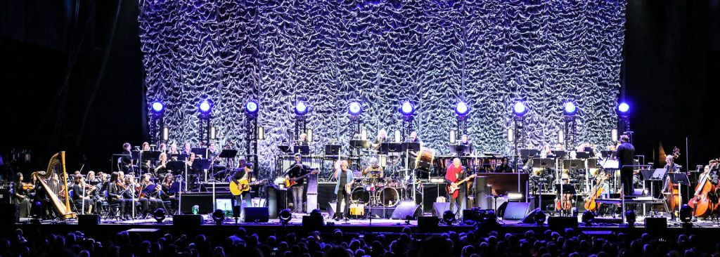 The Who perform on May 11, 2019