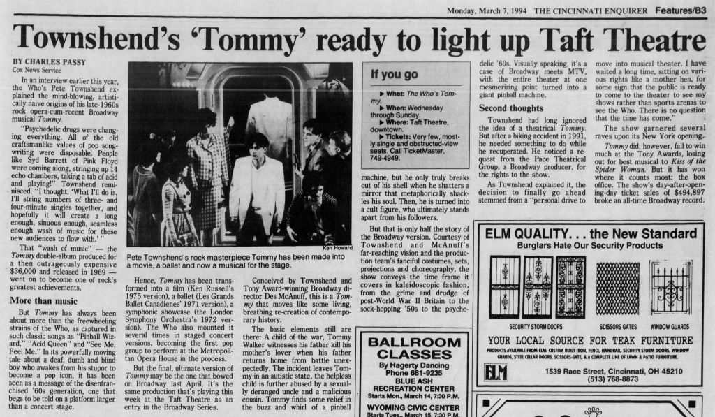 1994 03 07 The_Cincinnati_Enquirer_Mon__Mar_7__1994_
