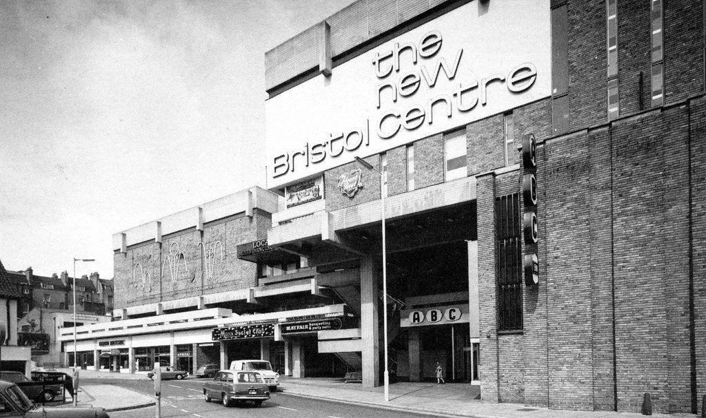 Photo of the Locarno location in the New Bristol Center in Bristol