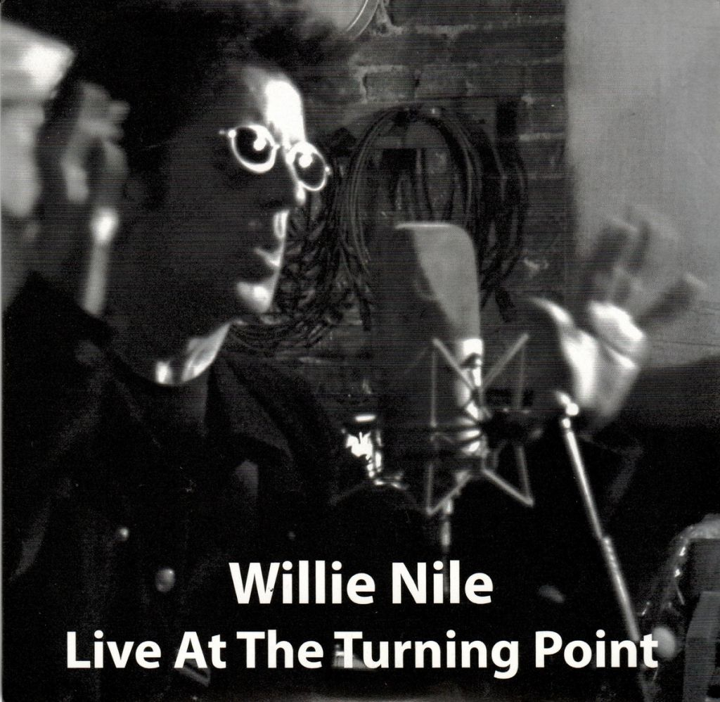 """Willie Nile's """"Live at the Turning Point"""" album"""