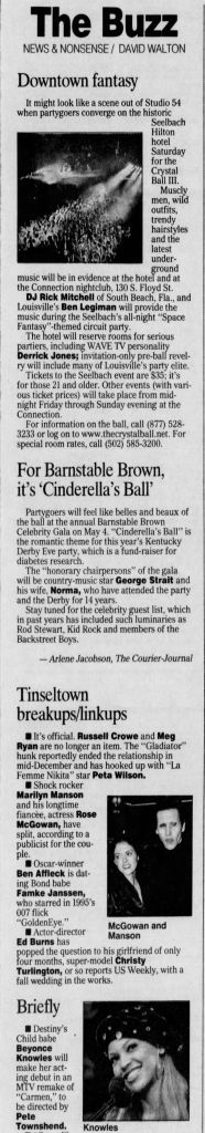 2001 01 22 The_Courier_Journal_Mon__Jan_22__2001_