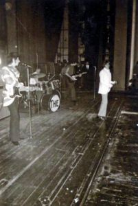 The Who perform at Thalia Theater in Wuppertal, Germany on April 9th, 1967