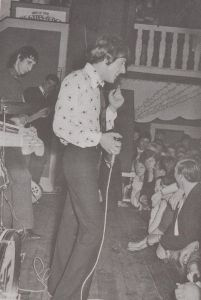 The Who perform at Royal Links Pavilion in Cromer, Norfolk, UK on February 11th, 1967