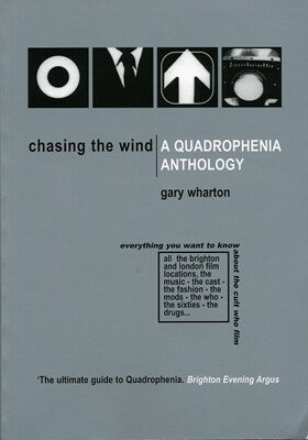 """Cover of the book """"Chasing the Wind"""""""