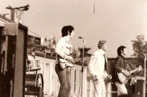 THE WHO perform in STOCKHOLM onJUNE 2nd, 1966
