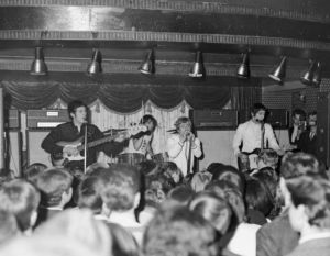 The Who perform on March 13, 1966