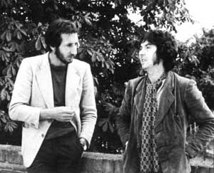 Pete Townshend and Ronnie Lane