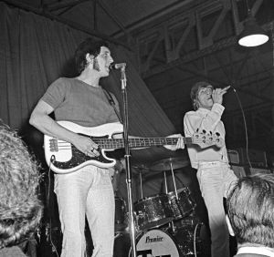 THE WHO perform in Leeds, UK at the Queens Hall on Oct. 14th, 1966