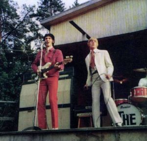 THE WHO perform in BERGET and SANDVIKEN on JUNE 4th, 1966