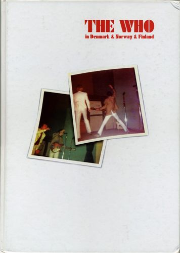 """Cover of the book """"The Who in Denmark & Norway & Finland"""