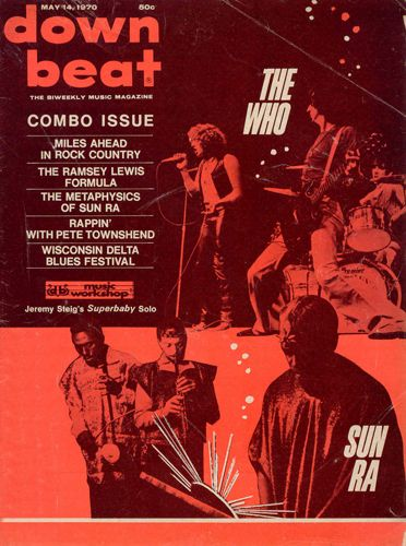Down Beat magazine from May 4, 1970