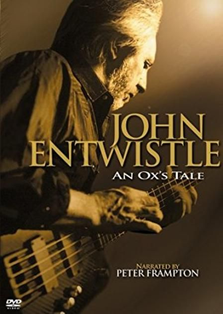 """Cover of the """"An Ox's Tale"""" DVD"""