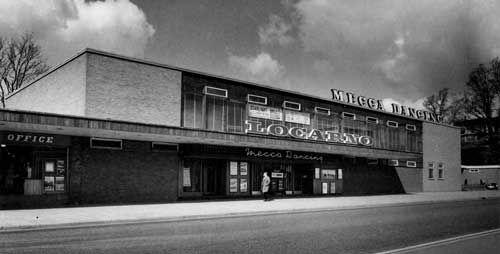 Photo of the Locarno Ballroom in Stevenage