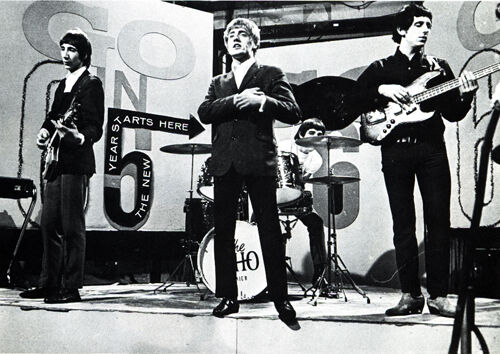 "The Who on Ready Steady Go - ""The New Year Starts Here"""
