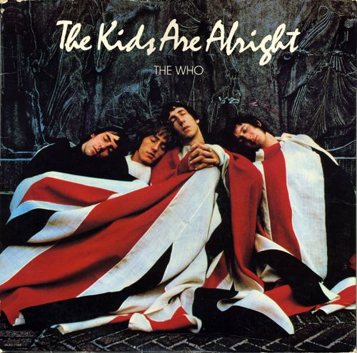 "The Who's ""The Kids Are Alright"" Album"