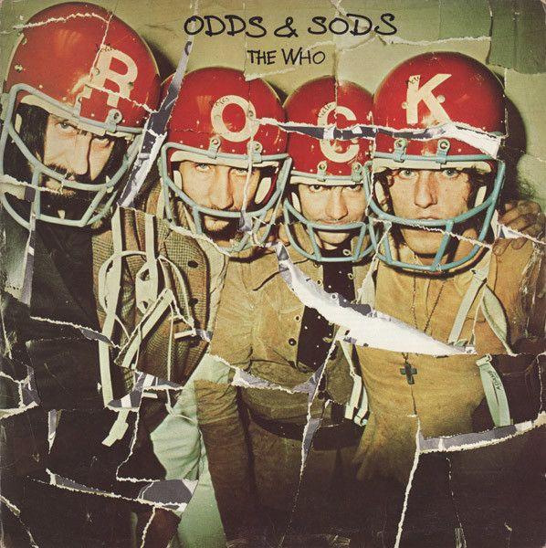 "The Who's ""Odds & Sods"" album"