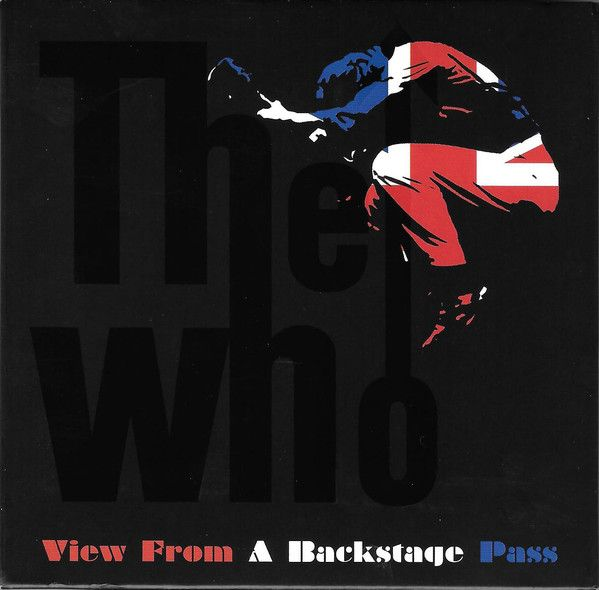 "The Who's ""View From a Backstage Pass"" album"