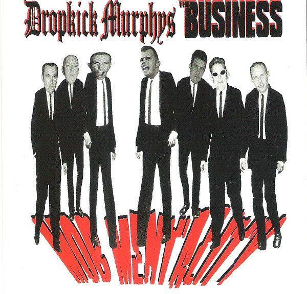"Dropkick Murphy's ""Mob Mentality"" Album"