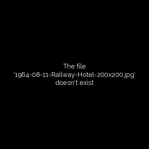 1964-08-11 - Railway Hotel