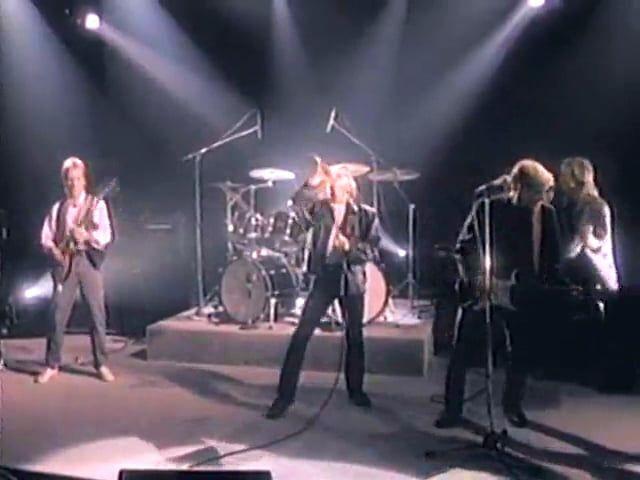 1985 – Roger Daltrey – Let Me Down Easy