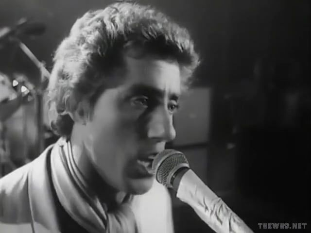 1981 – The Who – Don't Let Go The Coat