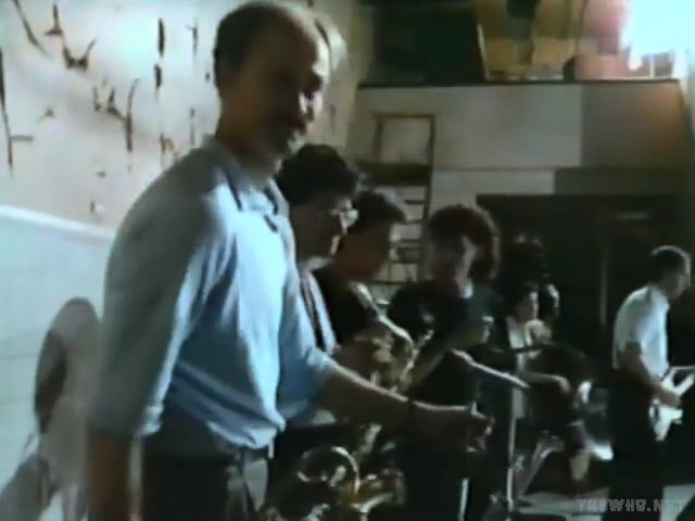 1986 – Pete Townshend – Second Hand Love Promo Video
