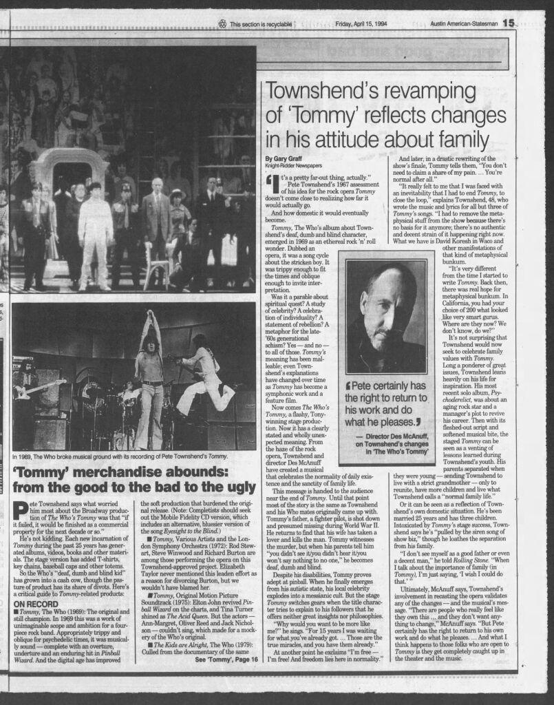 1994 04 15 Austin_American_Statesman_Fri__Apr_15__1994_